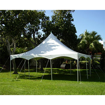 30 x 30 Marquee Tent