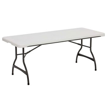 6 foot rectangular table for Table 6 foot