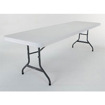 8 Foot Rectangular Table
