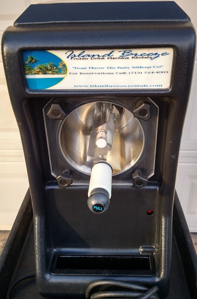 Frozen Drink Machine Sales Island Breeze Party Rentals