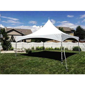 20 x 20 Marquee Tent - Island Breeze Party Rentals