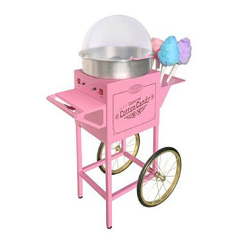 Old Fashioned Cotton Candy Machine