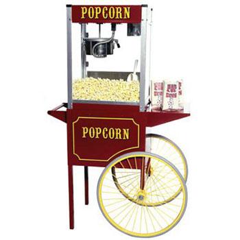 60 Inch Old Fashion Popcorn Machine