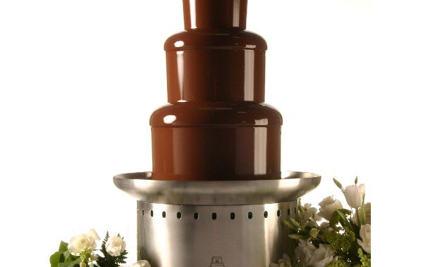 34″ Sephra Chocolate Fountain