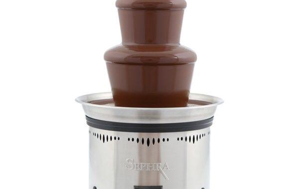 19″ Sephra Chocolate Fountain