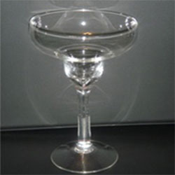 Margarita Glasses (Real Glass)