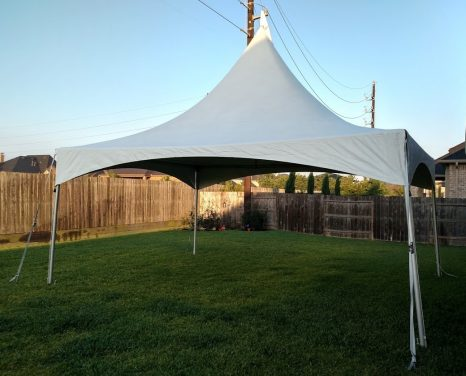 15 x 20 Marquee Tent