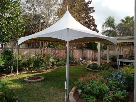 15 x 15 Marquee Tent